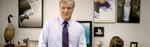 Sony und 'Kevin Butler' legen Rechtsstreit um Werbeauftritt bei