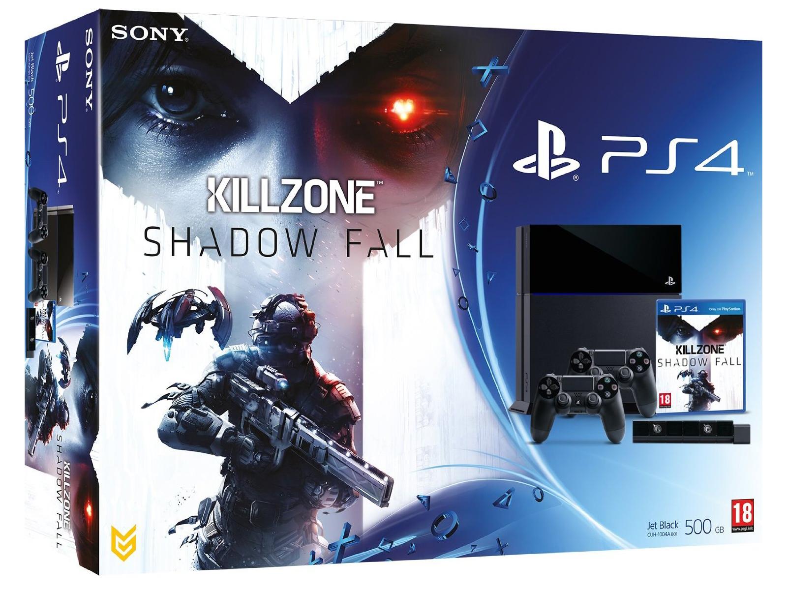 killzone shadow fall bundle