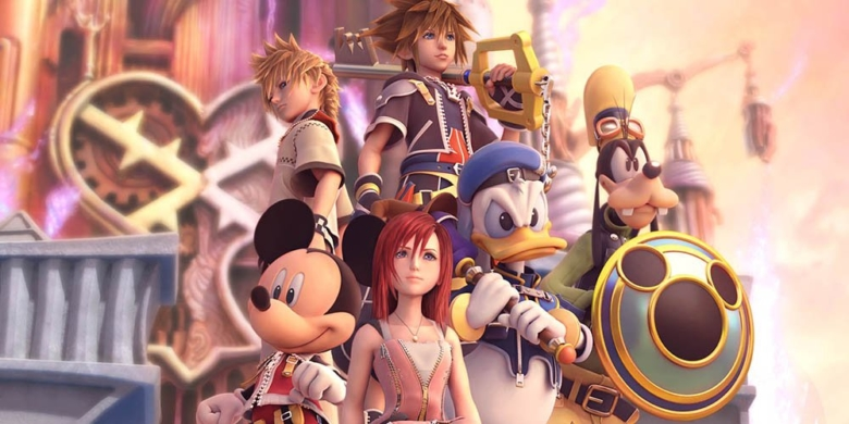 Kingdom Hearts 3: Release 2018 / Mit Toy Story-Welt