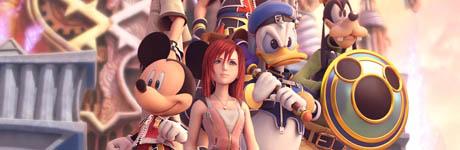 Kingdom Hearts HD 1.5 ReMIX – Neuer Trailer zeigt Kämpfe und liebevolle Zwischensequenzen