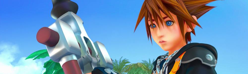 Kingdom Hearts III – Wieder mehrere Charaktere spielbar?