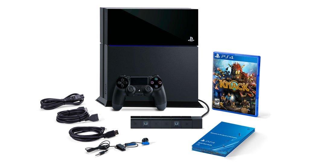 PS4 Premium Bundle auf offizieller Sony Webseite gefunden