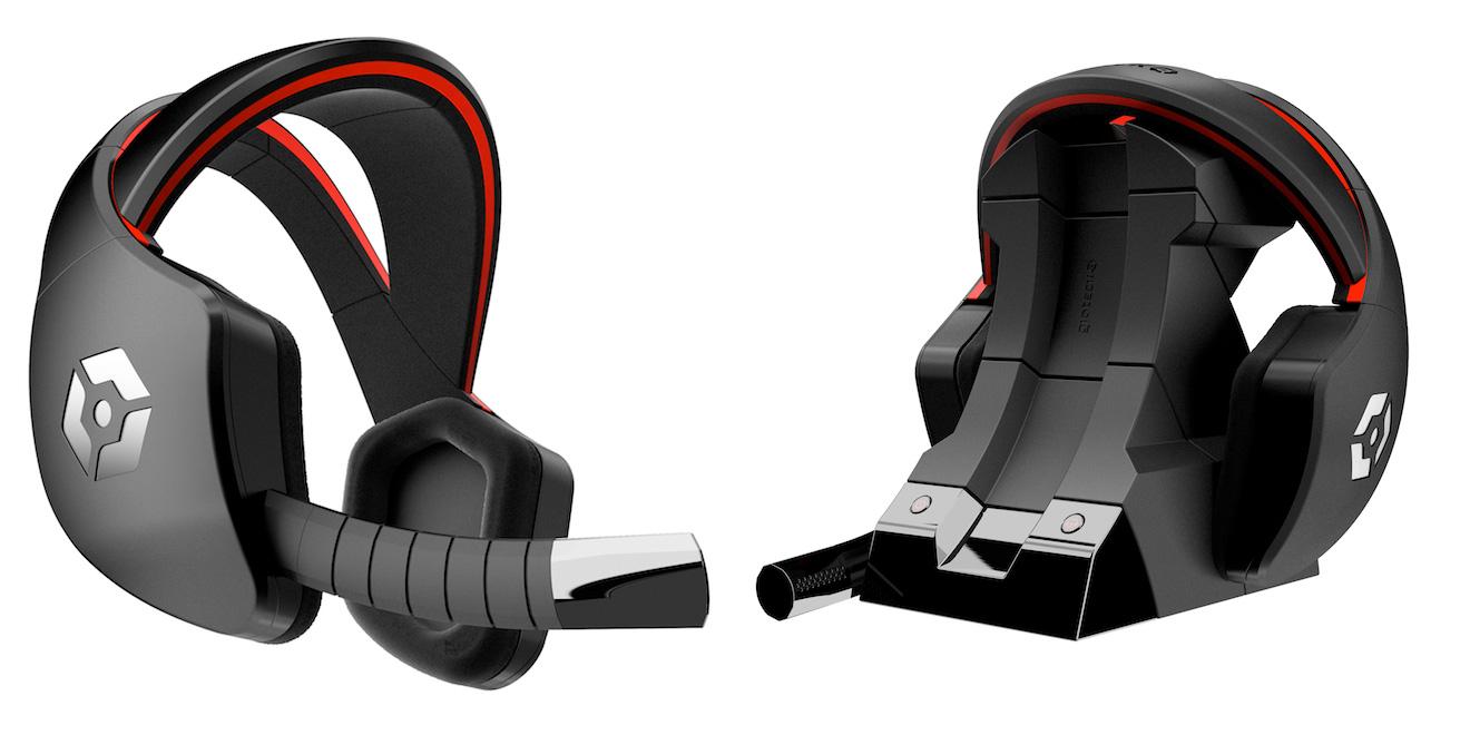 Gioteck stellt neues Kranium Wireless 7.1 Dolby Headset vor