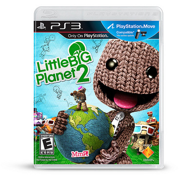 LittleBigPlanet 2 - финальный бокс арт и новое видео