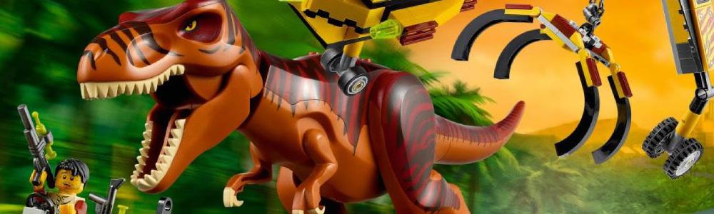 TEST: LEGO Jurassic World – Die Dinos sind los …