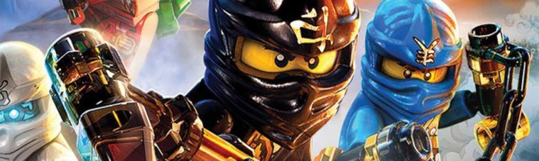 Lego Ninjago Schatten Des Ronin Ab Sofort Für Ps Vita Erhältlich