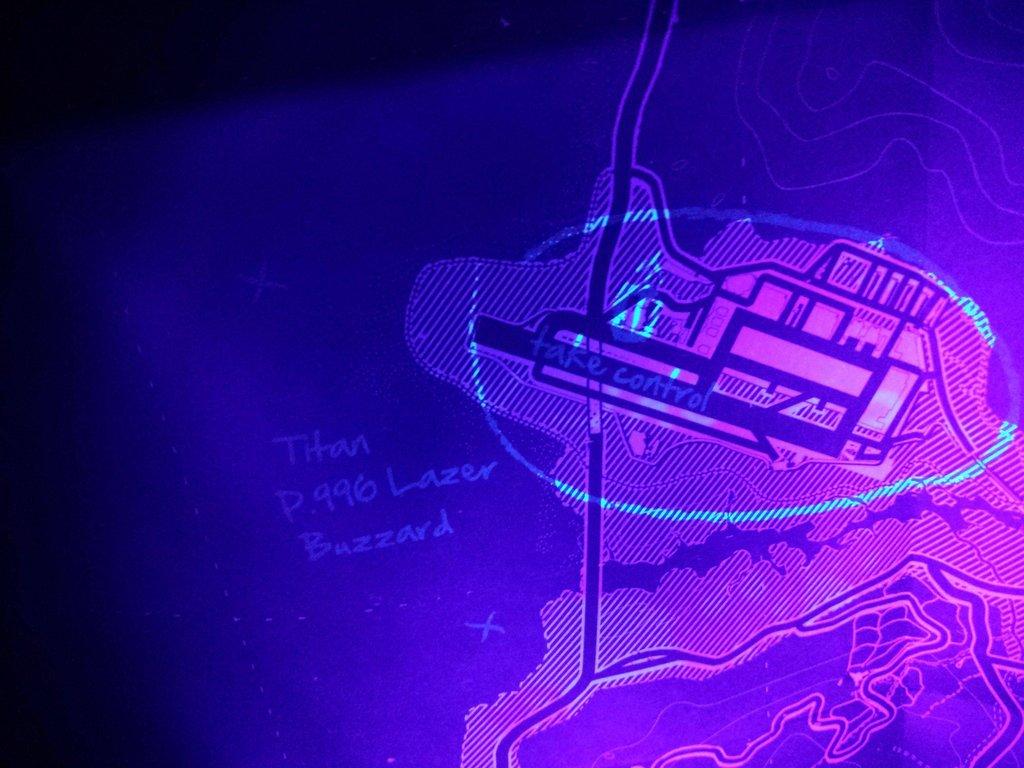 map secret