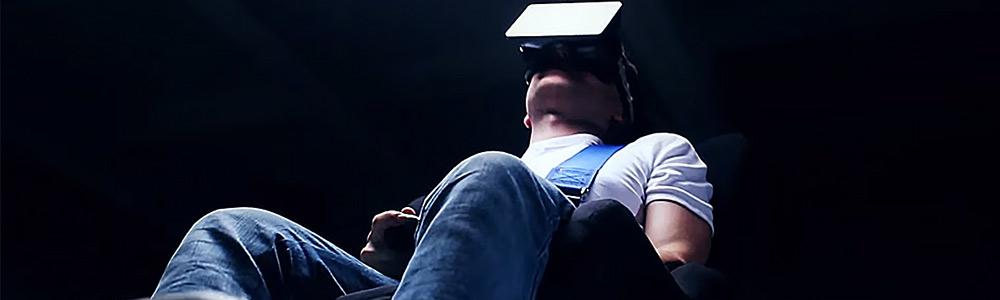 Kurios: MMOne Project – 360° Gaming-Sitz für Virtual Reality