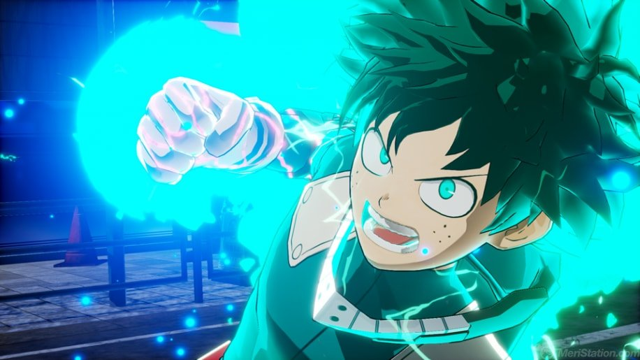 My Hero One's Justice 2 – Launch Trailer zum heutigen Release