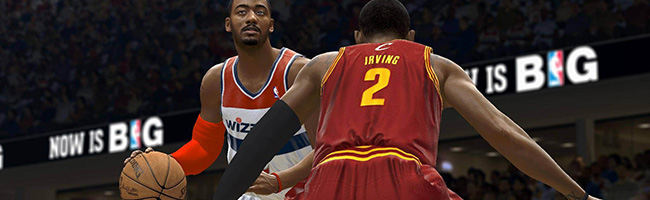 NBA Live 14 – First Look Gameplay-Premiere