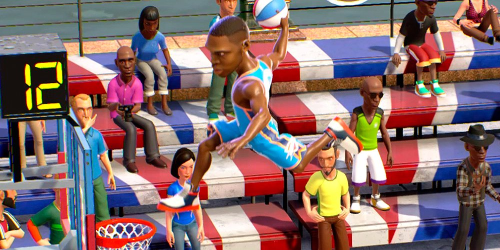 NBA Playgrounds – EA nennt Release-Termin