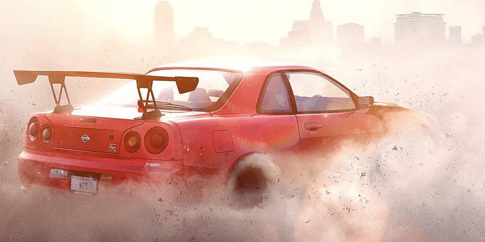 Need for Speed: Payback – Gameplay-Szenen von der GC