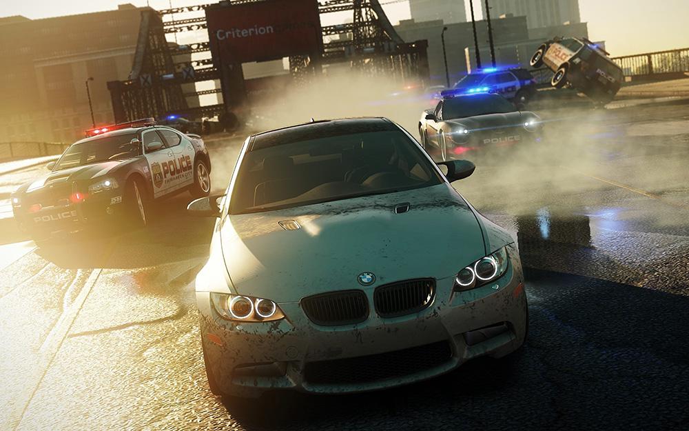 Need for Speed: Most Wanted – Neues Video zum Gameplay zeigt die PS Vita-Version