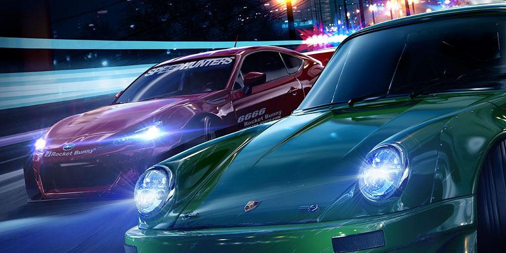 EA: Neues zu Need for Speed 2017, Star Wars: Battlefront II, Bioware & mehr