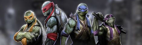 Activision kündigt Teenage Mutant Ninja Turtles: Out of the Shadows an