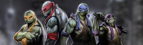 Activision kündigt Teenage Mutant Ninja Turtles: Out of the Shadows an