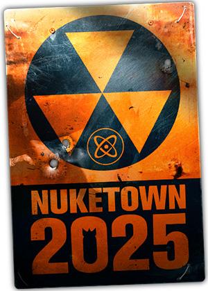 Call of Duty: Black Ops II – Ganze 5 Sekunden aus der Nuketown 2025 Map