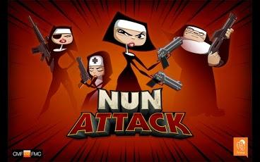 Nun Attack: Mobile-Shooter nun auch auf der PS Vita