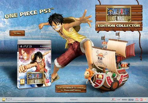 One Piece: Pirate Warrior Collectors Edition
