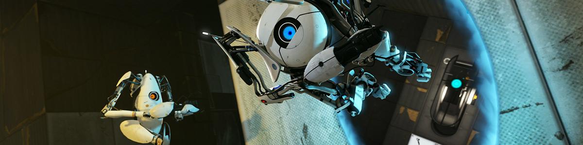 Portal 3 im HTC Vive Pre Trailer angedeutet?