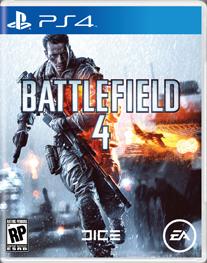 Offizielle Battlefield-Seite zeigt erstmals ein PS4 Packshot, nur ein Platzhalter?