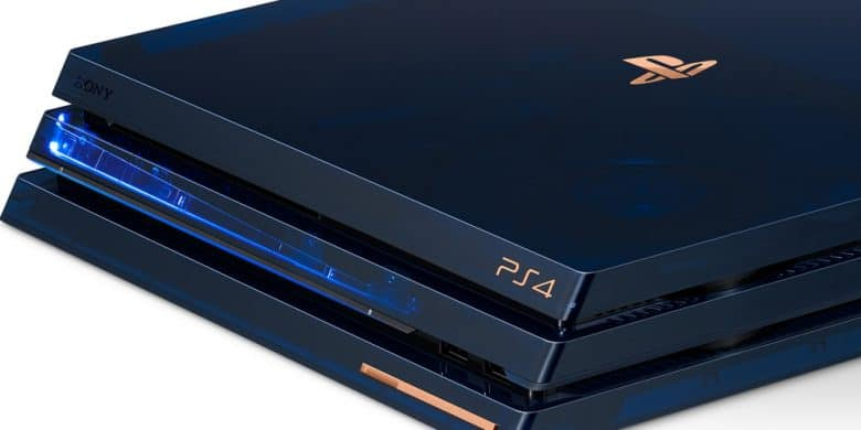 500 Million Limited Edition Ps4 Pro Angekundigt