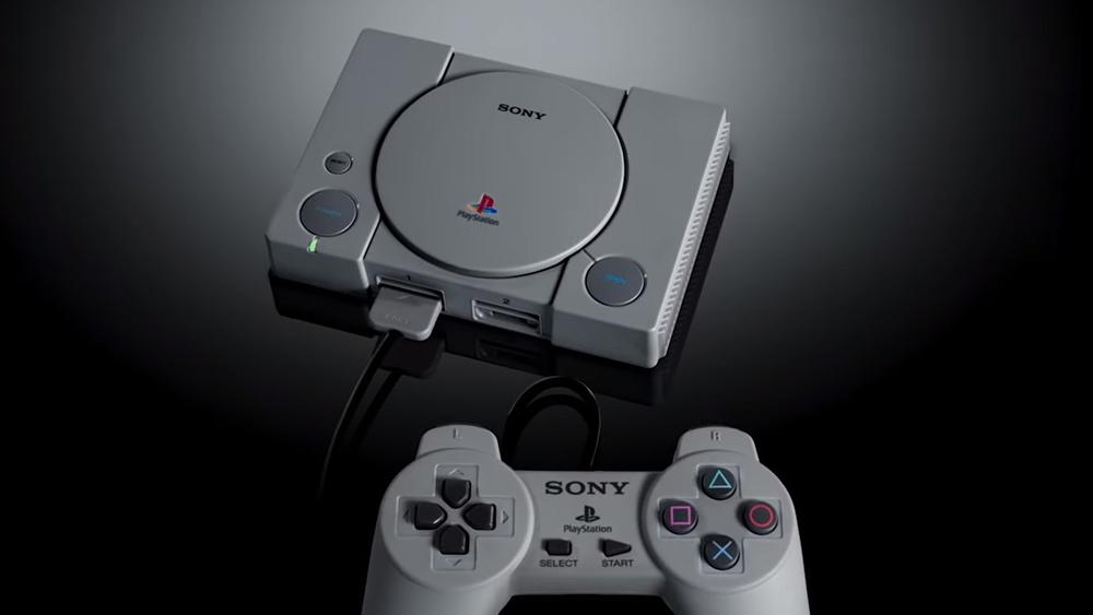 PlayStation Classic – 'Play History Make History' Trailer & wieder vorbestellbar