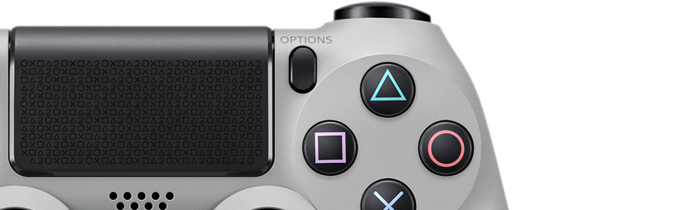 DualShock 4 Controller 20th Anniversary Edition kommt als Stand-Alone