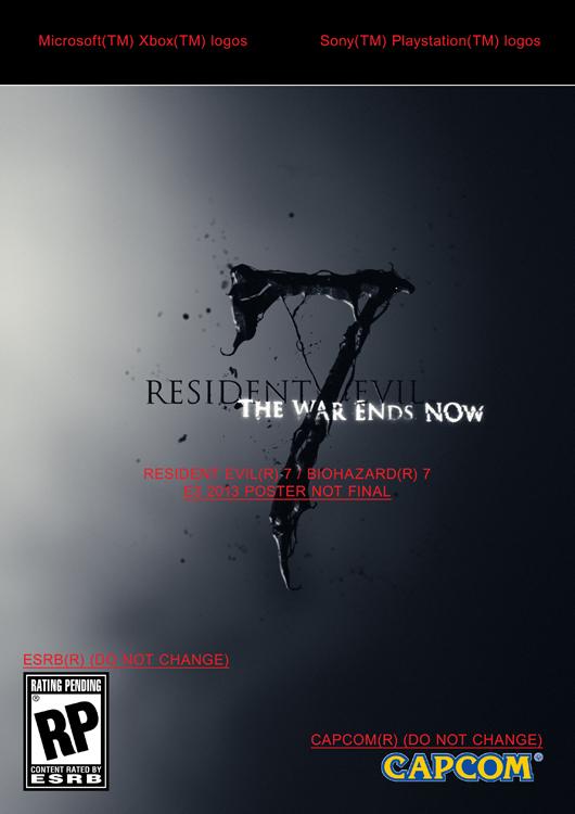 Resident Evil 7 Gerüchte stellen sich als Ente heraus