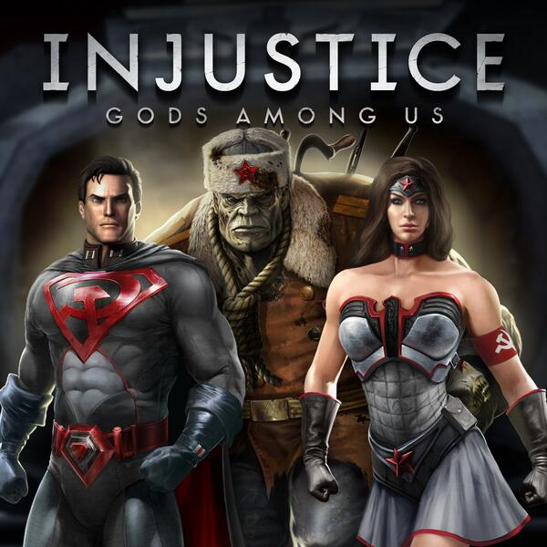 Injustice: Götter unter uns – 'Red Son' DLC ab kommender Woche für alle verfügbar