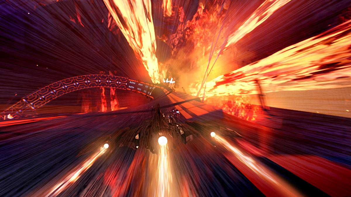 Redout: Lightspeed Edition – Exklusive Version erscheint im August auf Disc