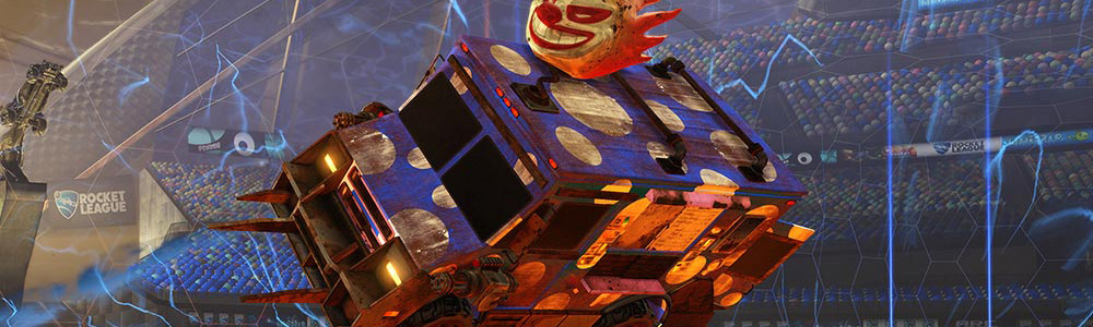 Rocket League – Patch 1.29 & Hot Wheels DLC verfügbar