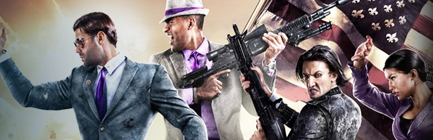 Saints Row IV –  Gat is Back Trailer & Uncut Meldung für Deutschland
