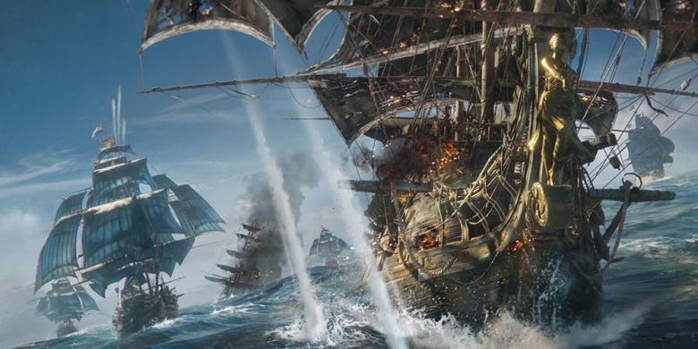 Skull and Bones: Neues Multiplayer-Piratenspiel von Ubisoft - Trailer und