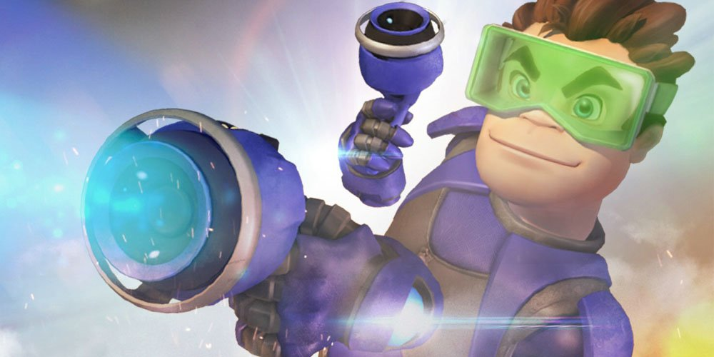 Smashbox Arena – Neuer Multiplayer-Shooter für PlayStation VR