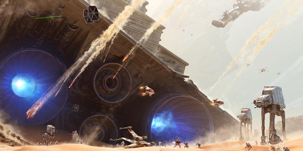 Star Wars: Battlefront – Weitere Details zum Outer Rim DLC