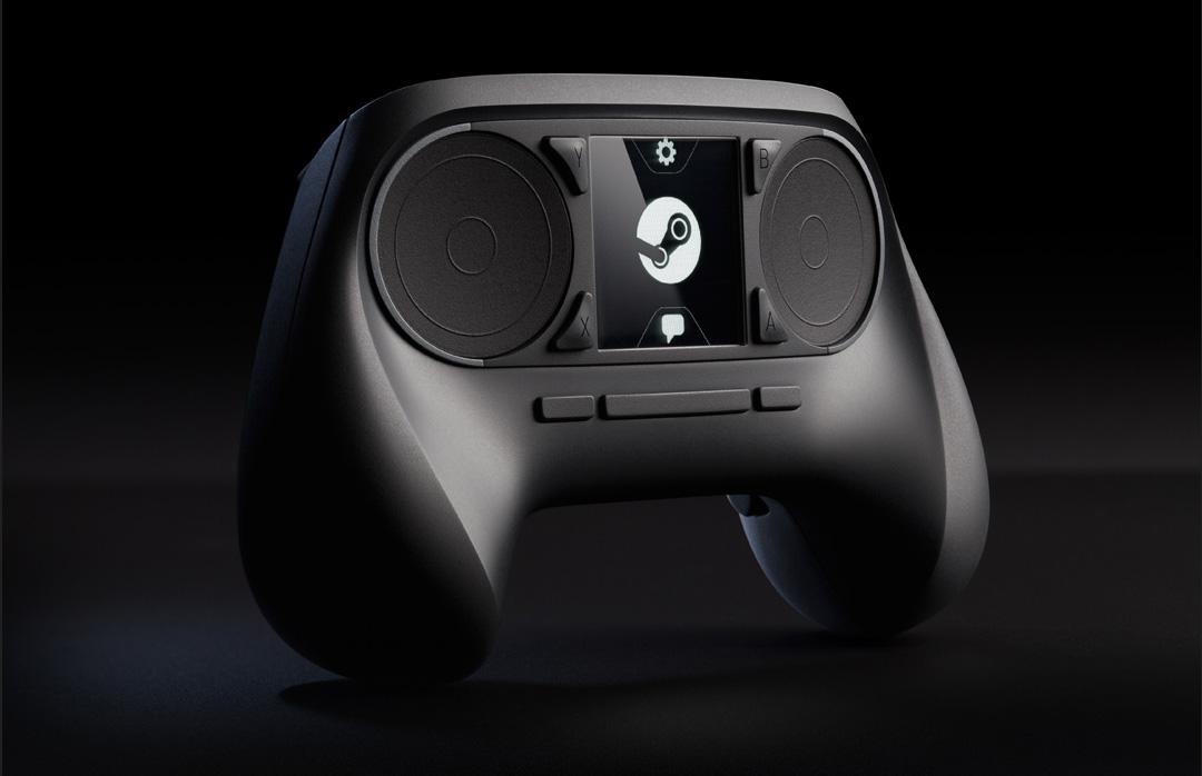 Valve enthüllt den Steam Controller, eine neue Art von Gamepad