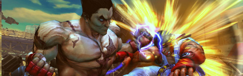 Fighters of Capcom – Plant Capcom ein Pendant zu PlayStation All-Stars: Battle Royal?