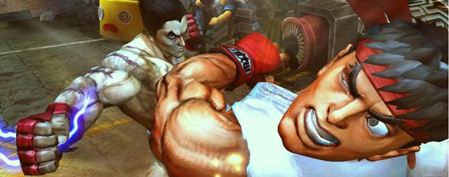 Capcom: Jetzt doch ein Next-Gen Fighter in Entwicklung?