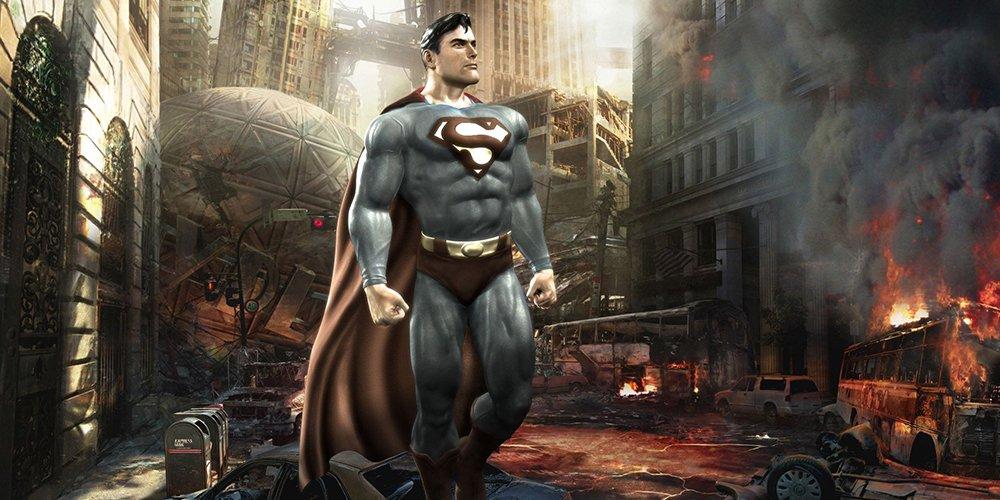Rocksteady: Keine Ankündigung von Superman geplant