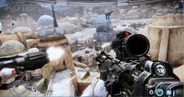 Star Wars: First Assault – Gameplay Footage zum eingestellten Shooter