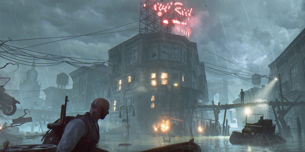 The Sinking City – Erste Gameplay-Szenen enthüllt