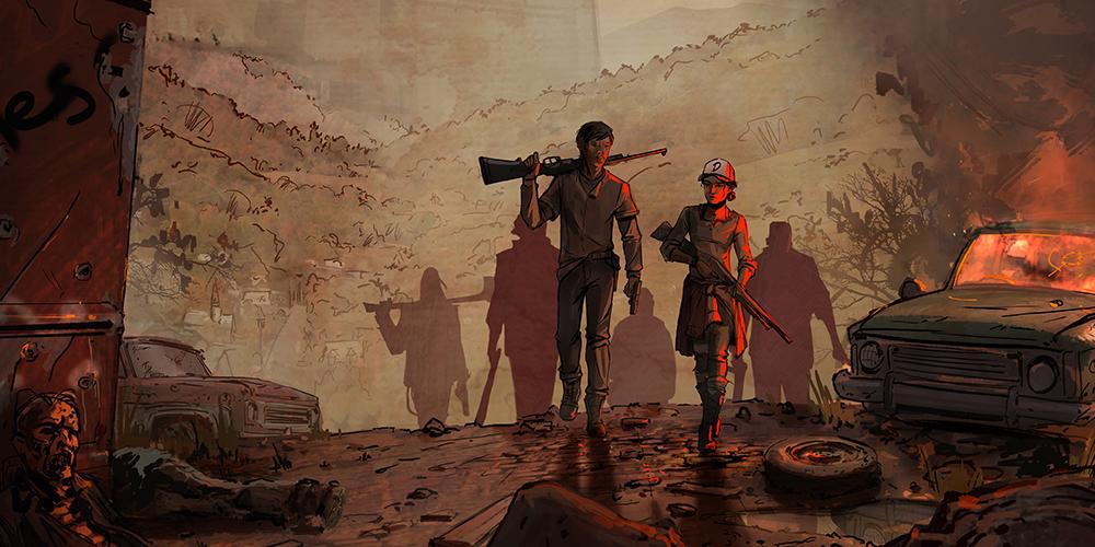 The Walking Dead: The Final Season – Interaktiver Story-Builder mit Custom Savegame verfügbar