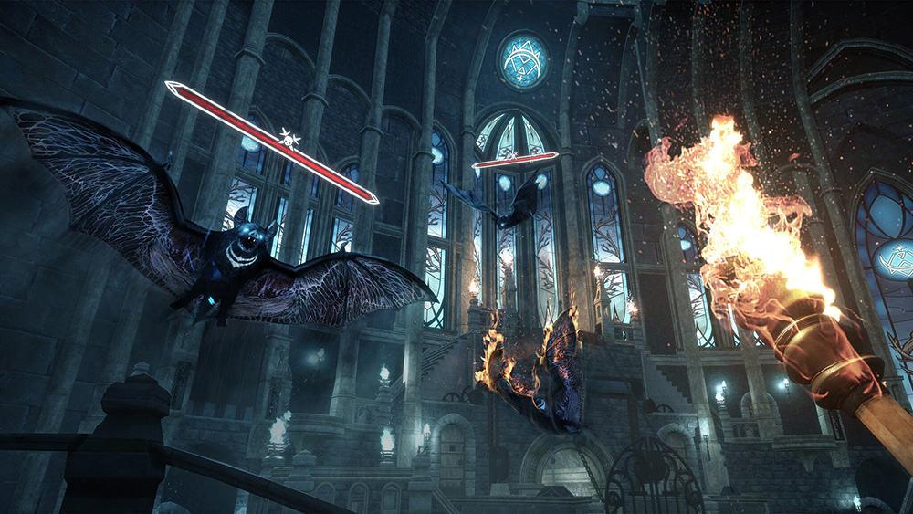 The Witching Tower VR für Herbst angekündigt