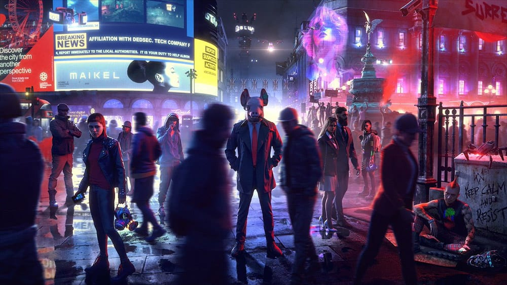 Watch Dogs Legion – Soundtrack kommt vom HitRecord Label (Update)