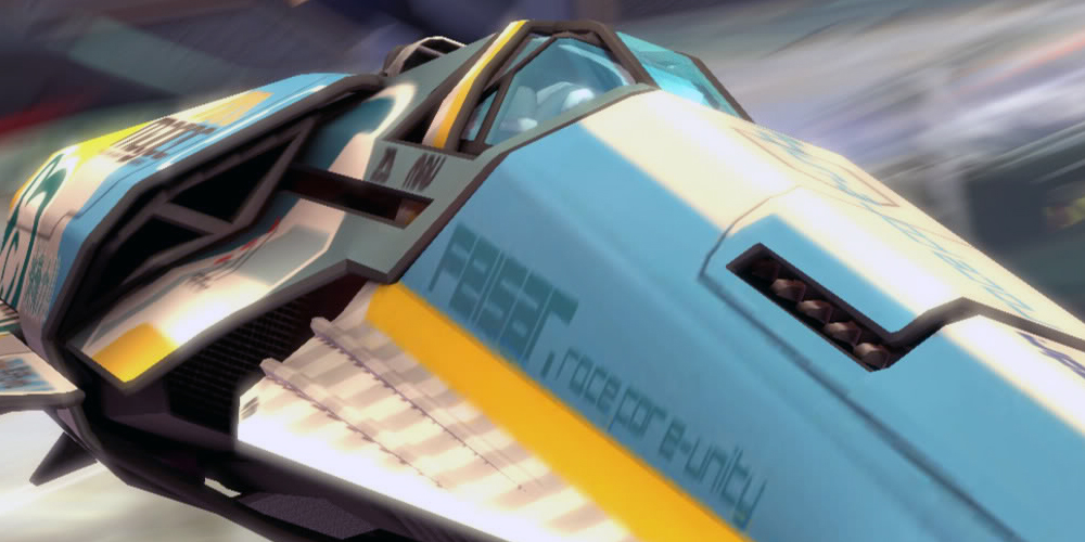 WipEout Omega Collection – Closed BETA gestartet