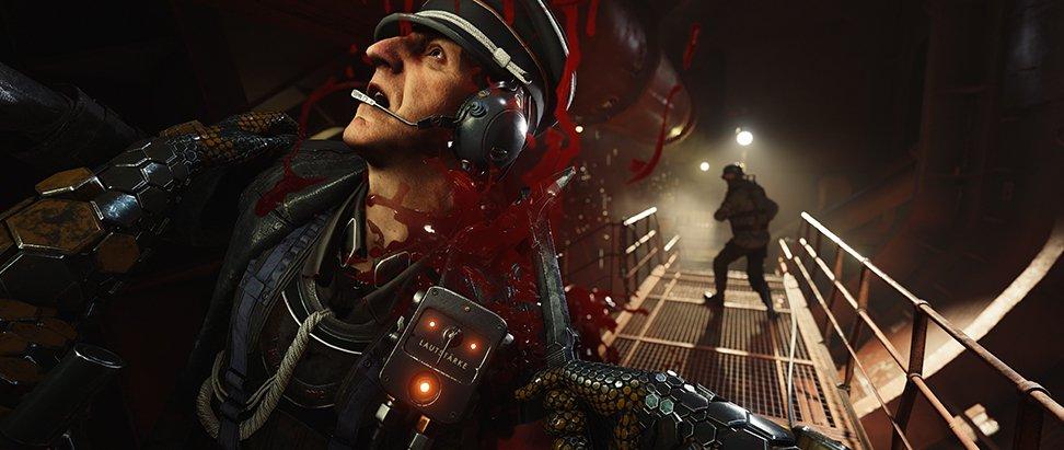 Wolfenstein II: The New Colossus – Gameplay 'New Orleans in den Händen des Regimes'