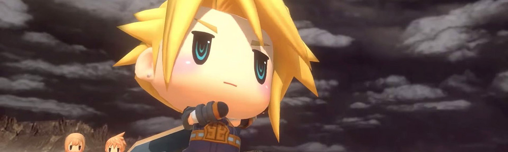 World of Final Fantasy – Patch 1.02 & gratis DLC erschienen