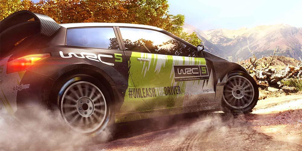 WRC 5: eSports – Runde 3 in Mexiko gestartet